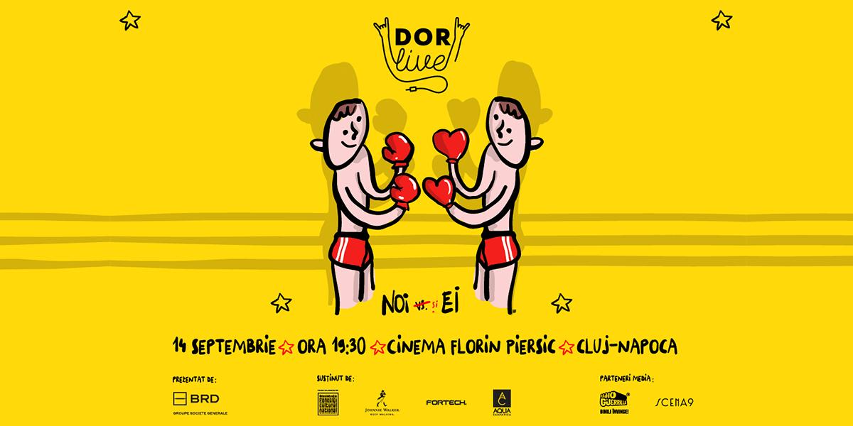 DoR Live Cluj