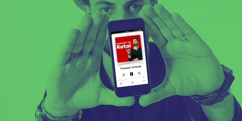 podcastu lui katai lansare