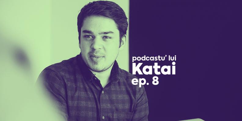 08 Matei Psatta: Românul s-a născut comentator, dar și marketer
