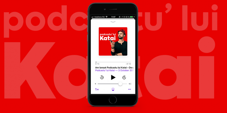 podcastu lui katai