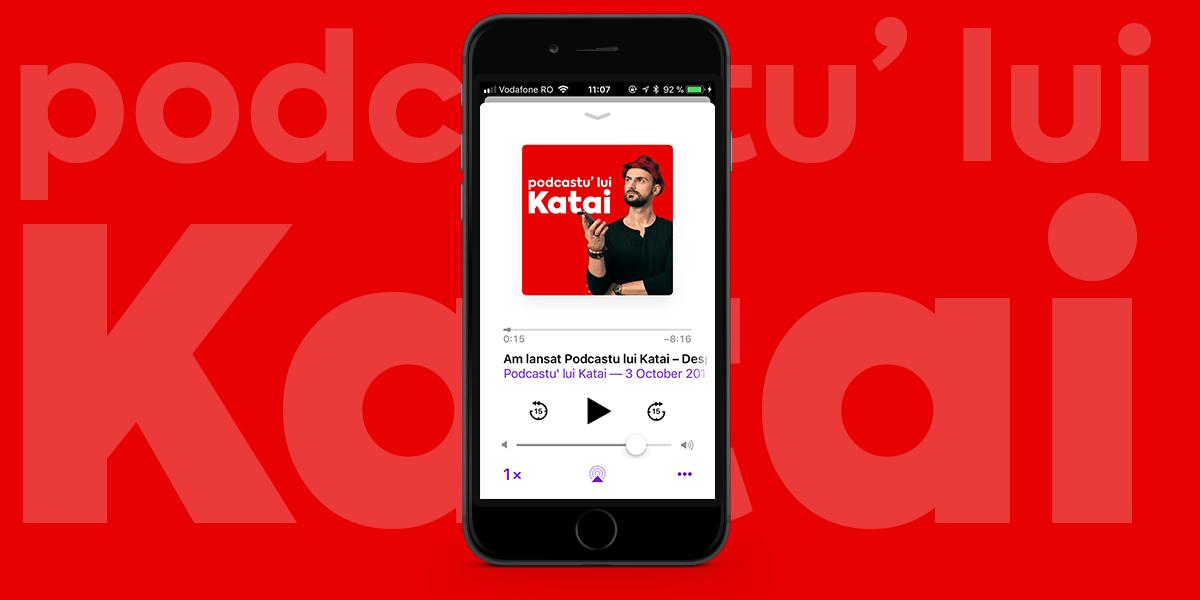 podcastu lui katai