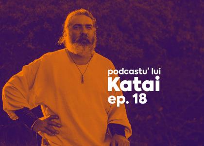 Podcast Katai - Mugur Pop