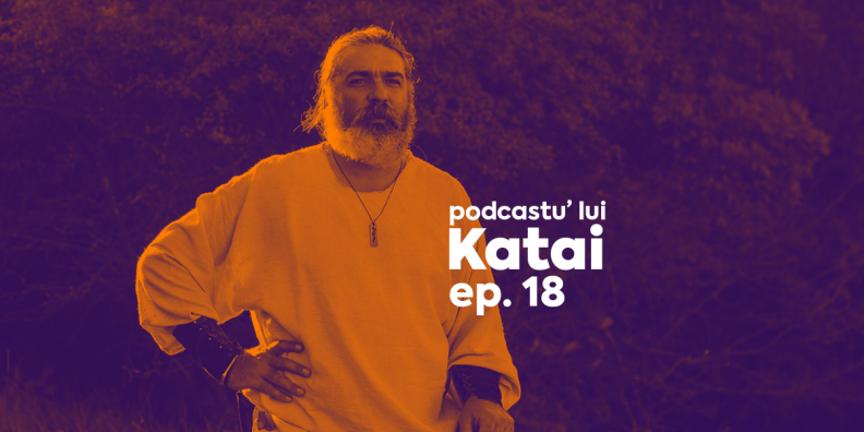 Podcast Katai - Mugur Pop