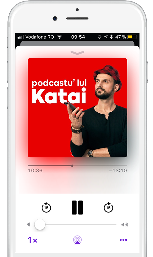 podcast katai