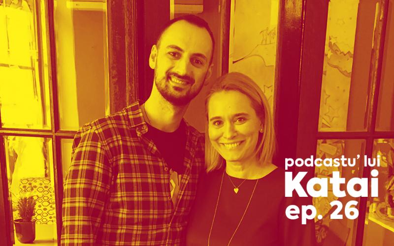 Andreea Esca katai podcast