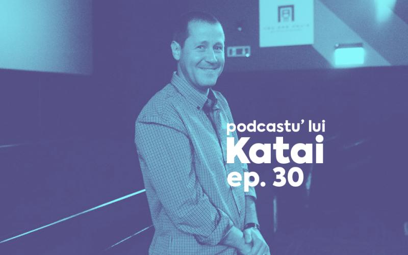 Radu Bazavan podcast katai