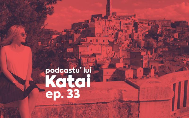 Raluca Muresan podcastu katai