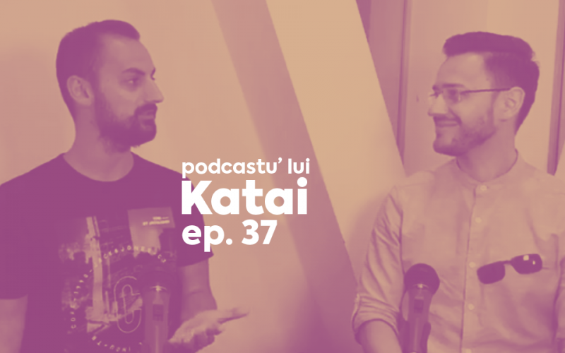 Podcast Marketing Calin Biris Robert Katai