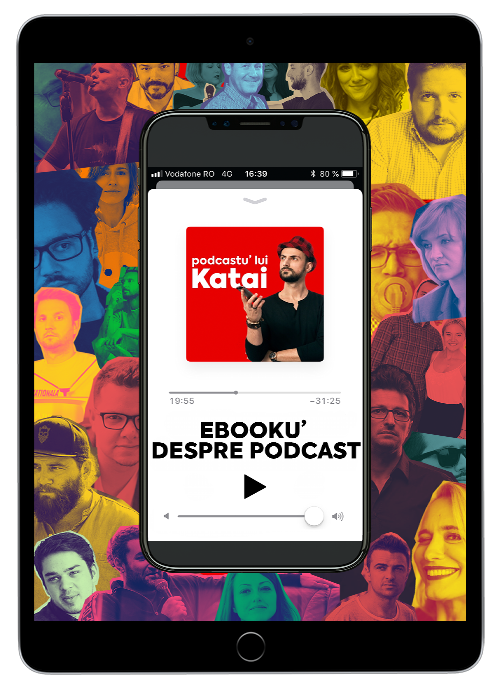 Ebook despre podcast