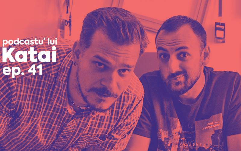 Podcast Katai Stefan Asafti