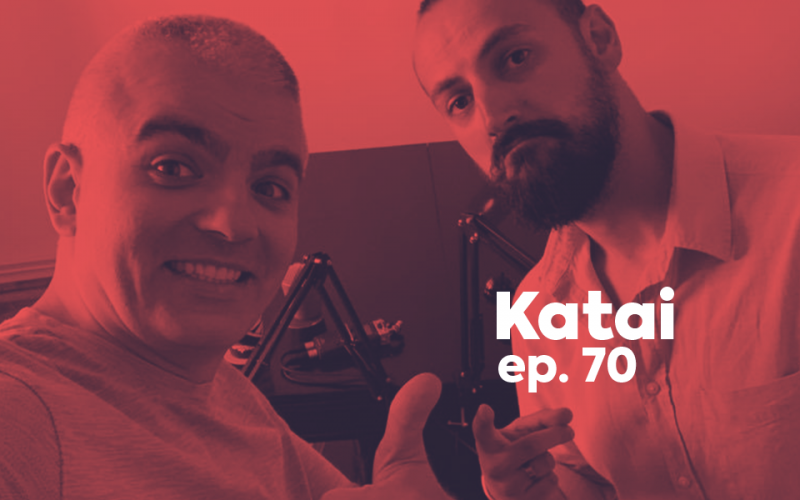 Soleriu in Podcast Katai