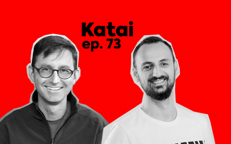 Andy Crestodina in Katai Podcast