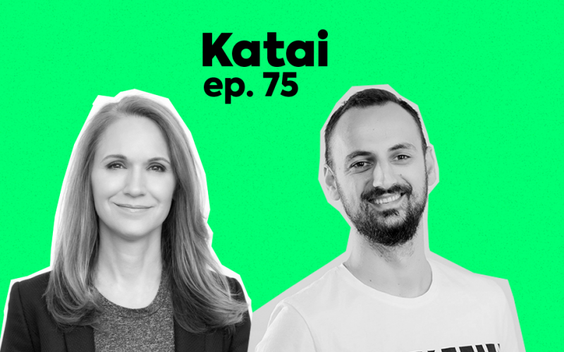 April Dunford in Katai Podcast