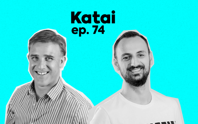 Sean Ellis in Katai Podcast