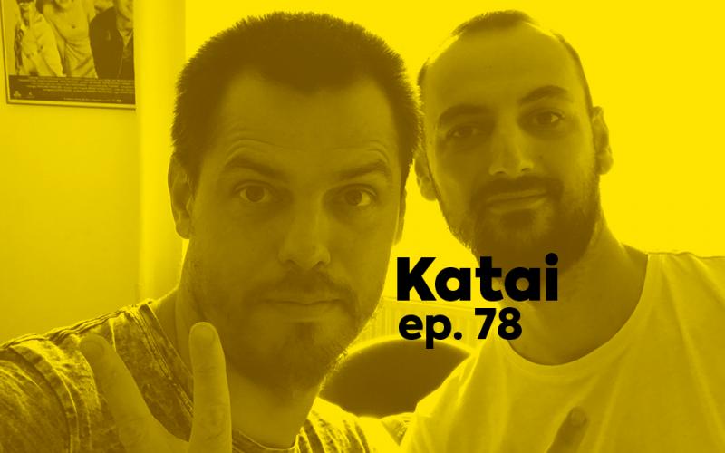 Catalin Rusu podcast Katai
