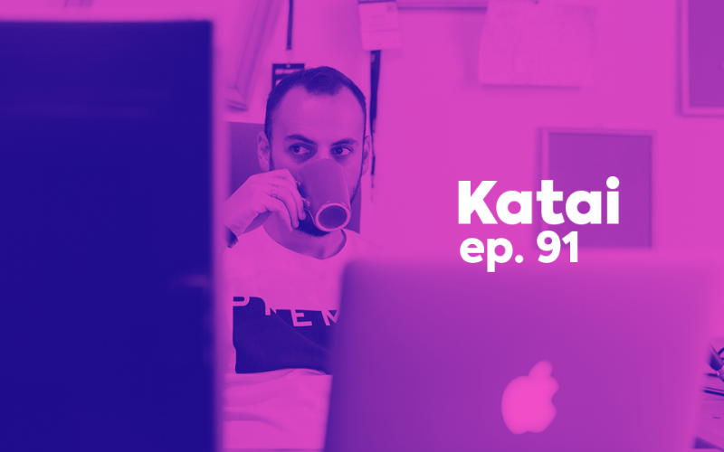 Robert Katai Podcast