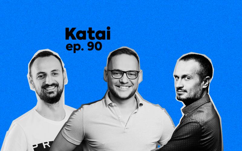 despre podcasting la radio cu Sergiu Biriș (Neascultătorii), Robert Katai (Katai Podcast) si Dragoș Stanca (Upgrade100)