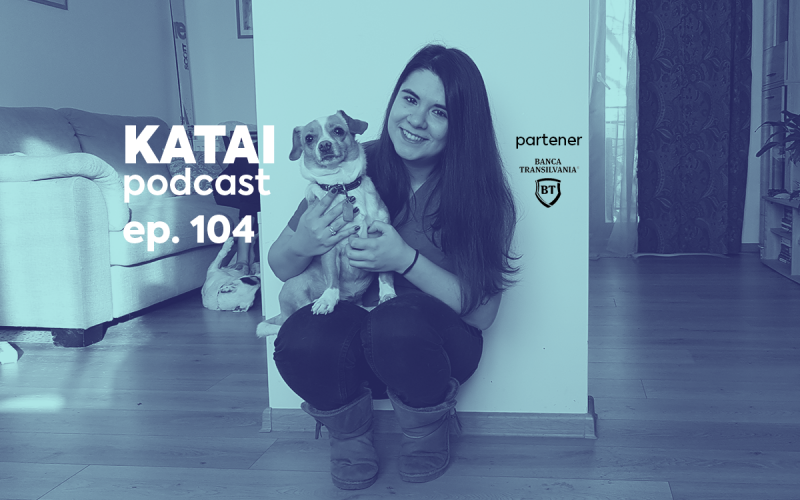 Laura Radescu Katai Podcast
