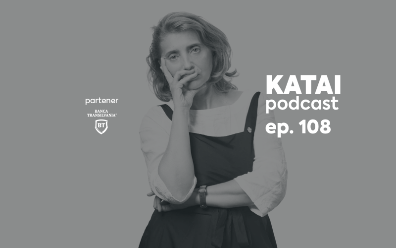 Aneta Bogdan Katai Podcast