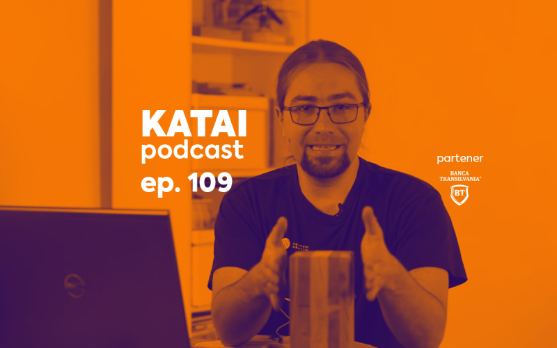 Marius Soflete Katai Podcast