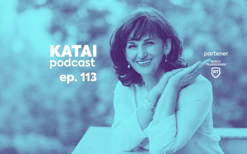 Simona Baciu Katai Podcast