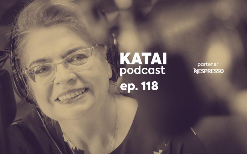 Irina Margareta Nistor Katai Podcast