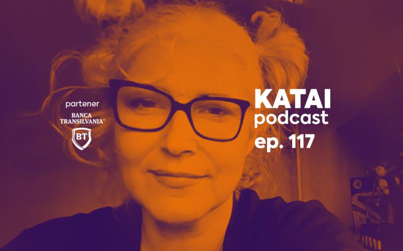 Teodora Migdalovici Katai podcast
