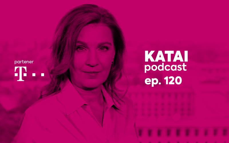 Carmen Dumitrache Katai podcast