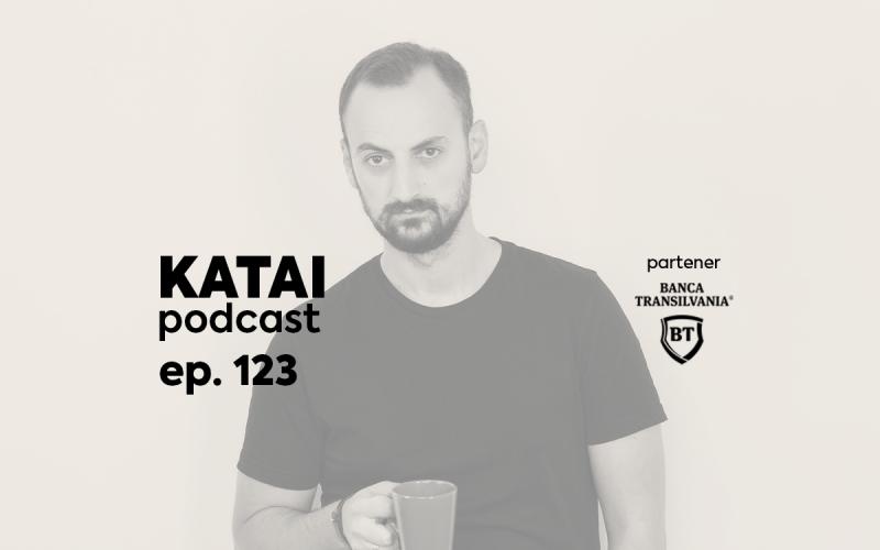 Robert Katai podcast